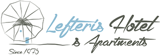 Lefteris Hotel logo